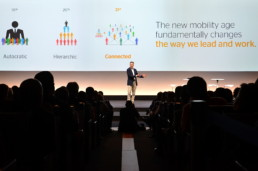 Keynote speech – corporate culture in an interconnected world