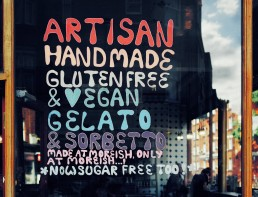 Culture change in food - vegan and healthy