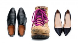 Business shoes versus mountain boots: new mindset and attitude for better results.