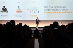 Keynote - Unternehmenskultur in vernetzter Welt