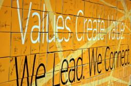 Vernetzung - Werte schaffen Wert