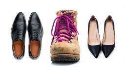 Business-Schuhe versus Bergstiefel: Mit neuer Haltung zu besseren Ergebnissen.